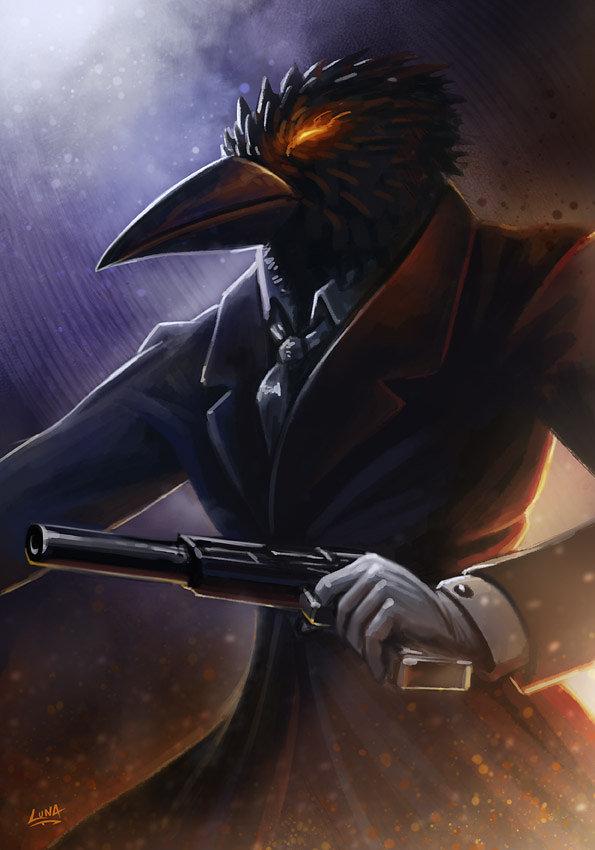 Garuda Men In Black - Hitcrow