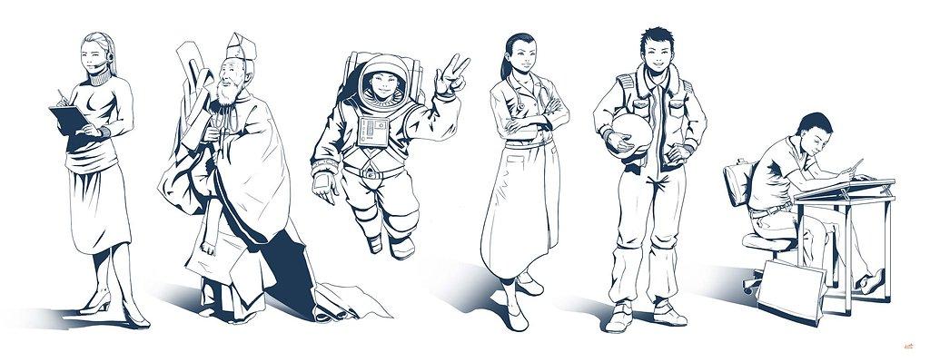 Line Archetypes