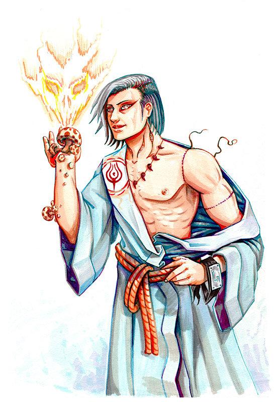 Atechi Naga