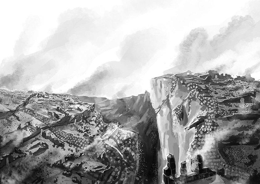 Py en Ruines - pour Prophecy