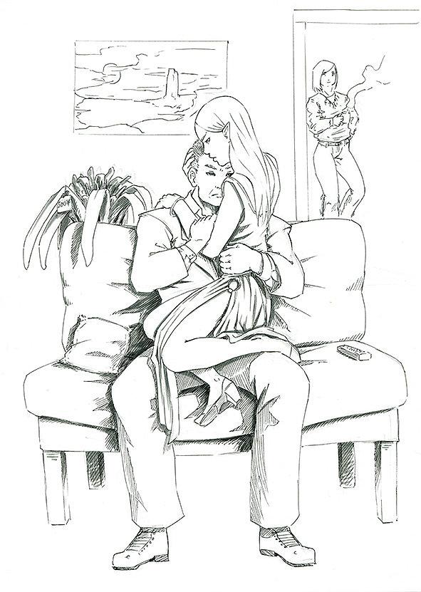 Lilith et Slash