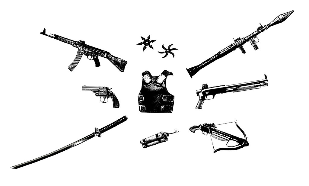 Choose Your Weapon & RIP