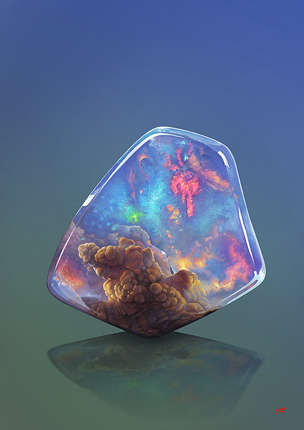 This is not a Luz Opal