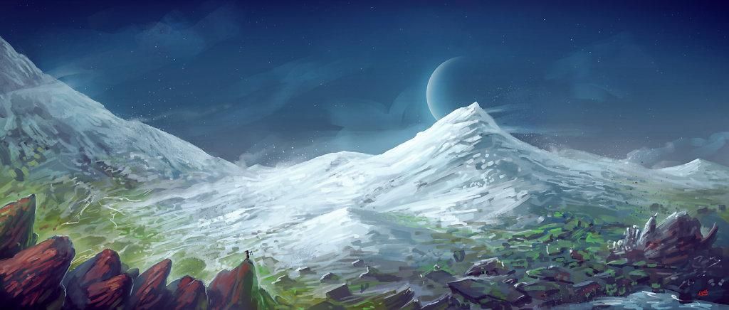 Snow Land (1H)