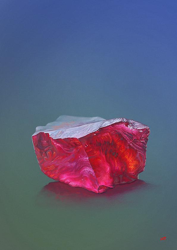This is not a ruby