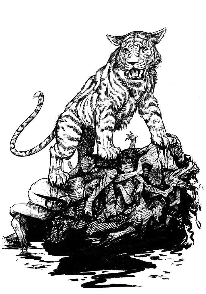 Tigre Psycho