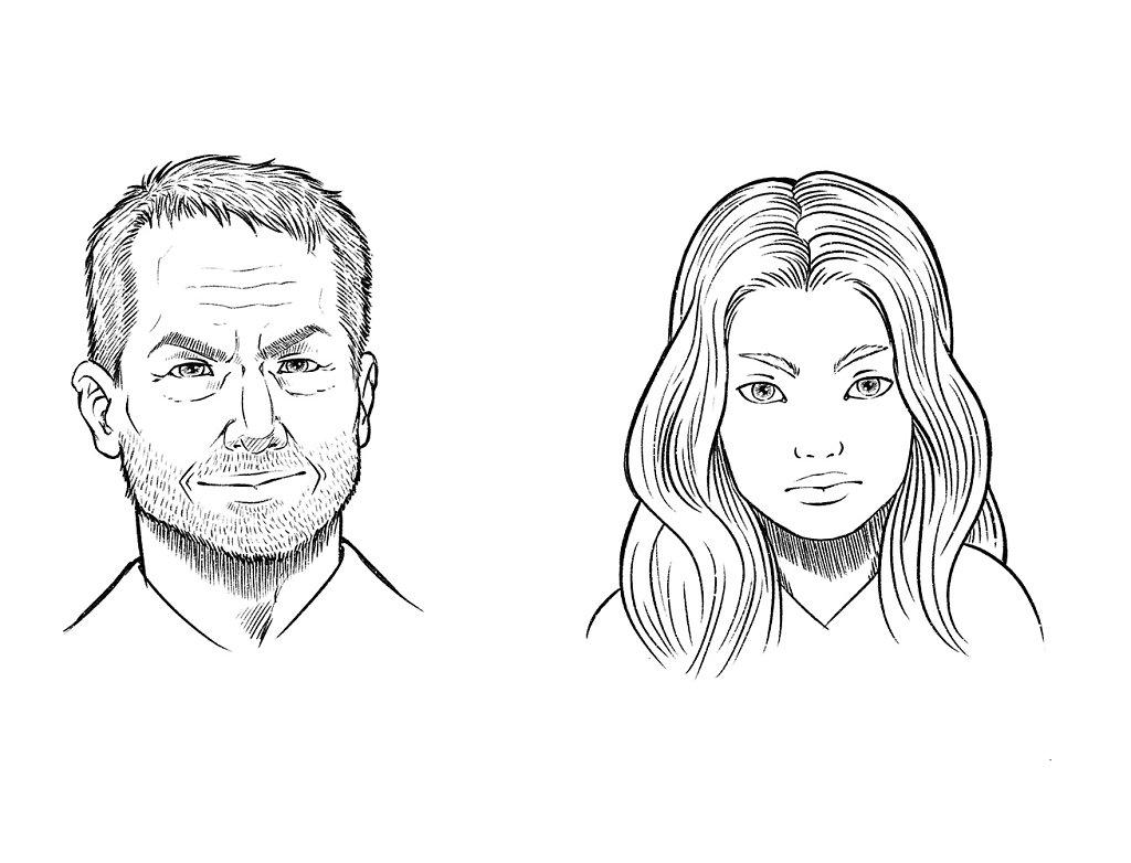 Norman Kendrick et Abby Miller