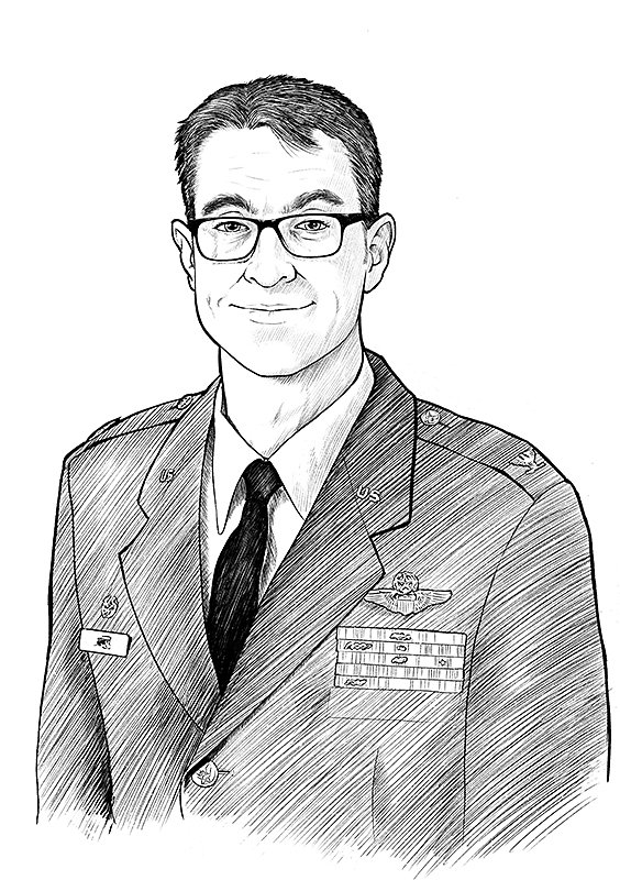 Général Arthur Mac Dowel
