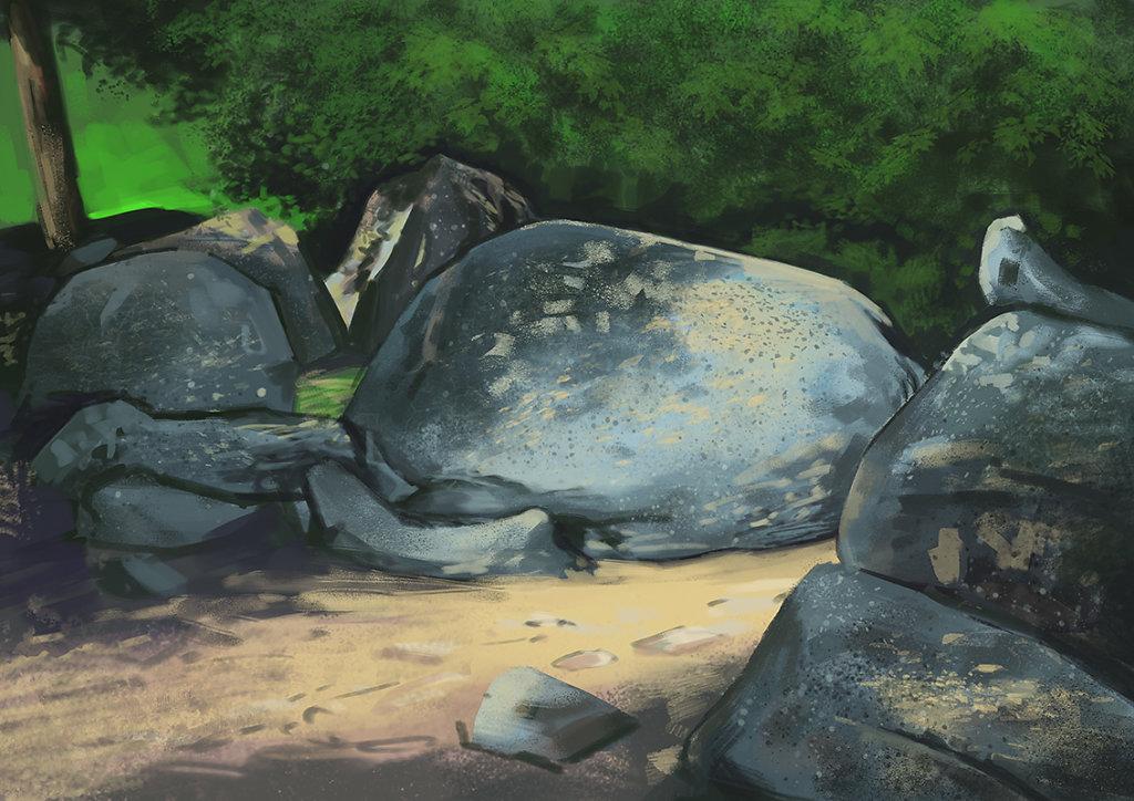 Bretagne Stones ! (30 min)