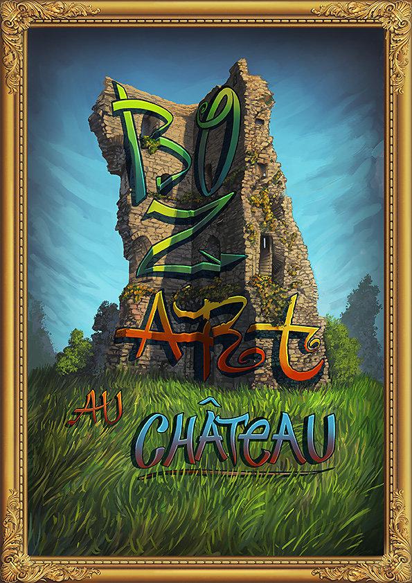 Boz'Art au Chateau !
