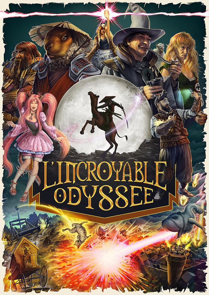 L'Incroyable Odyssée