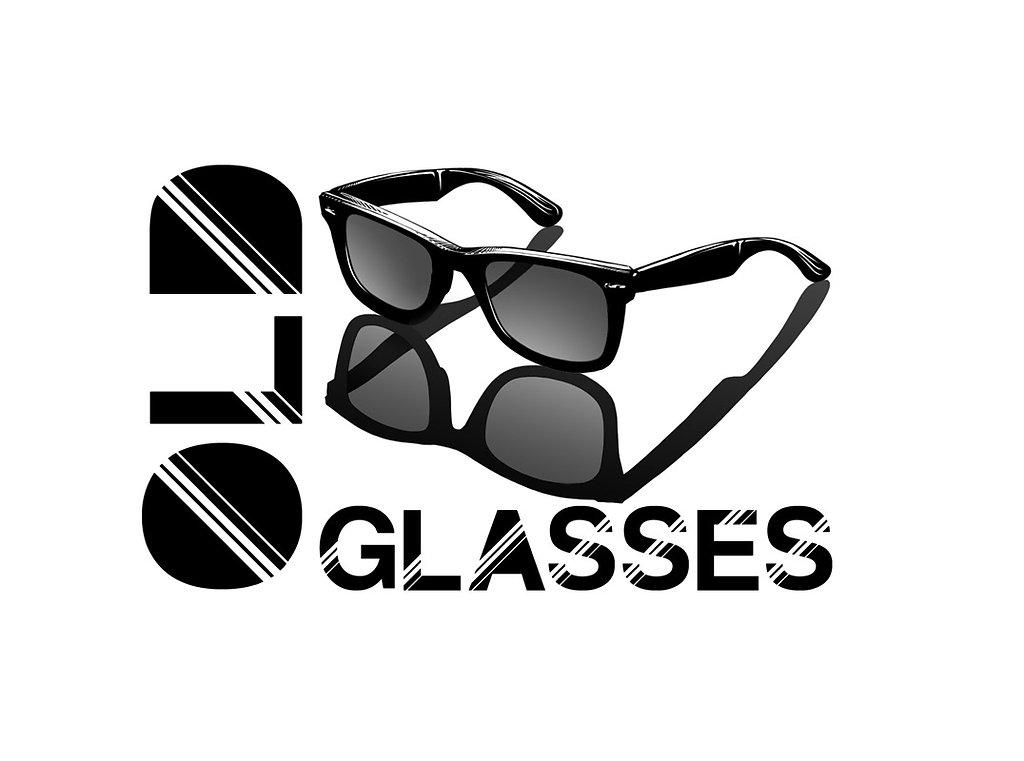 Logo old glasses