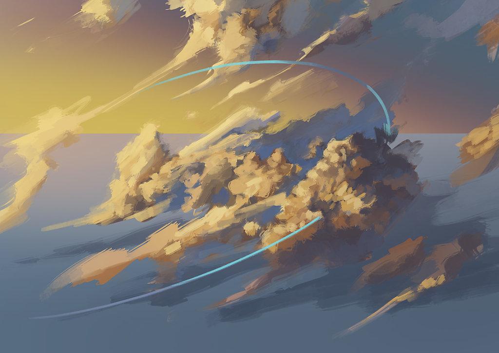 Water Cloud (30 min)