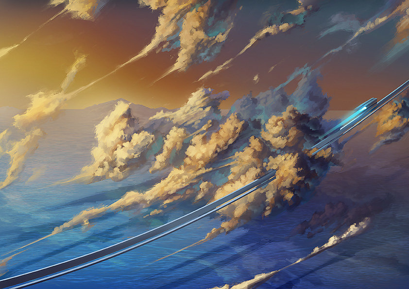 Water Cloud !