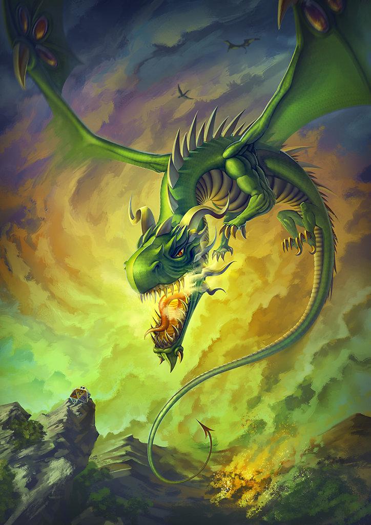 Dragon libournais !
