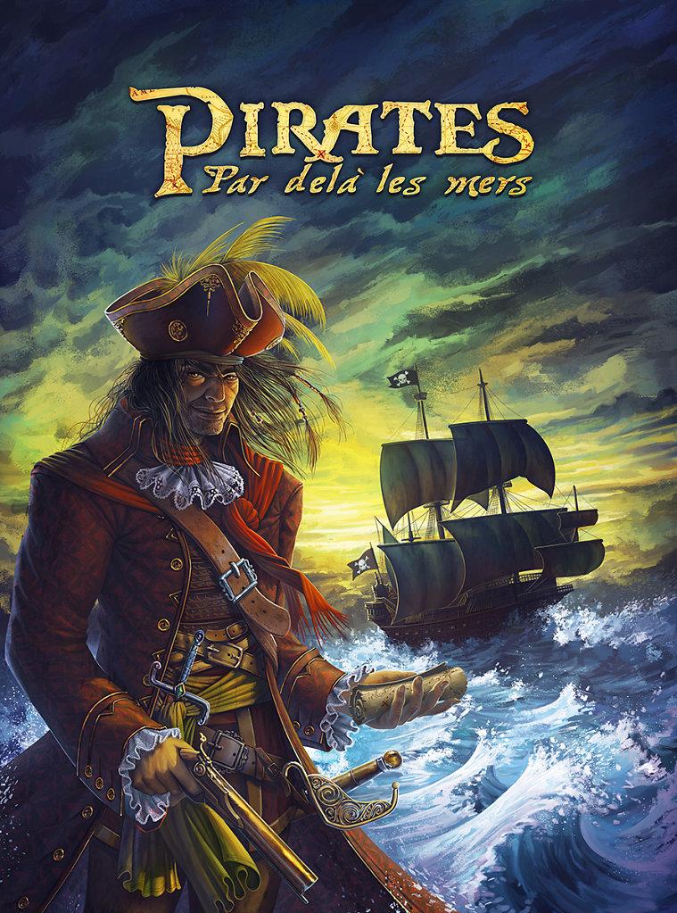 Pirates - Au delà des mers- JDR Edition